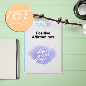 Positive Affirmations product